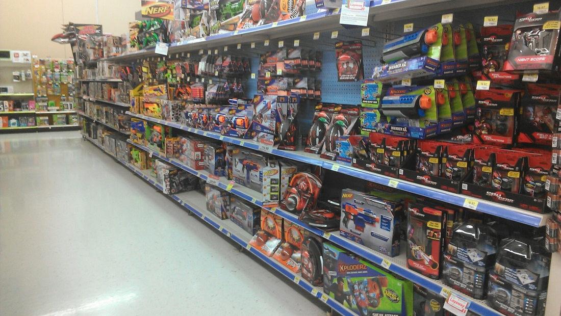 Walmart Toys For Boys : Pink vs blue gender roles and childhood development